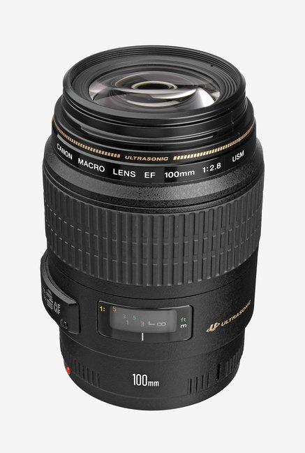 Canon EF 100 mm f/2.8 Macro USM Lens