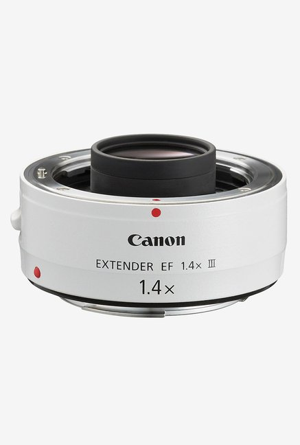 Canon EF 1.4X III Extender White