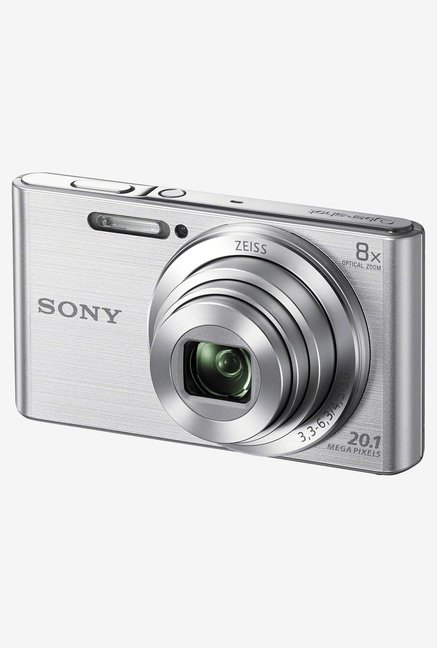 Sony Cybershot W830 20.1MP Point and Shoot Camera Purple