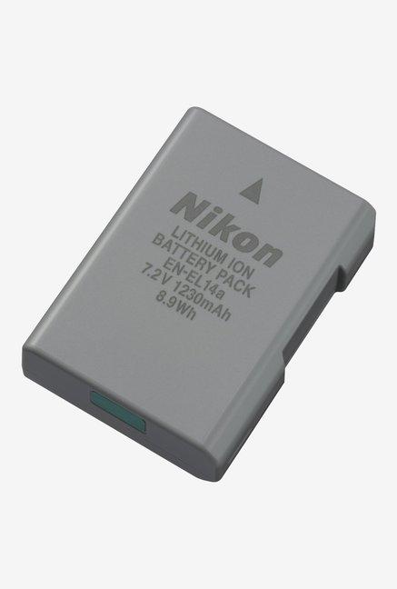 Nikon EN EL14A Lithium Ion Battery Grey