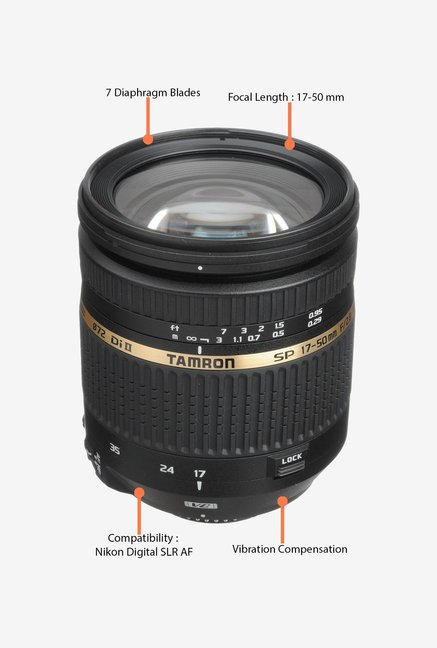 Tamron 17-50mm f/2.8 XR Di II VC LD AL Lens for Nikon DSLR