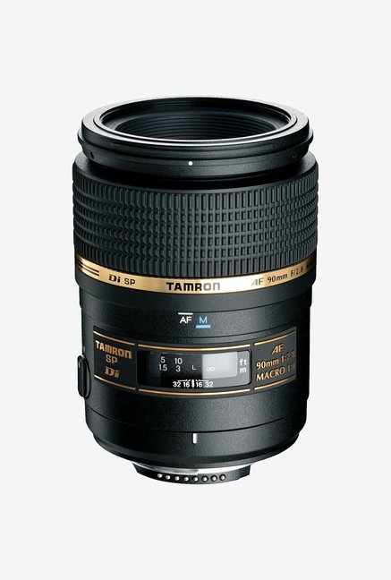 Tamron 90mm f/2.8 Di Macro 1:1 Lens for Nikon DSLR