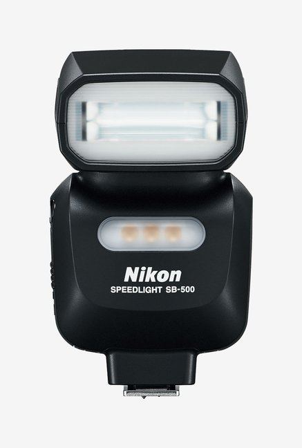 Nikon Speed Light SB500 Flash Black
