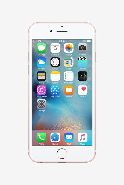 Apple iPhone 6s 64GB Smartphone Rose Gold