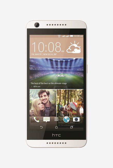 HTC Desire 626 Dual Sim 16GB White Mobile