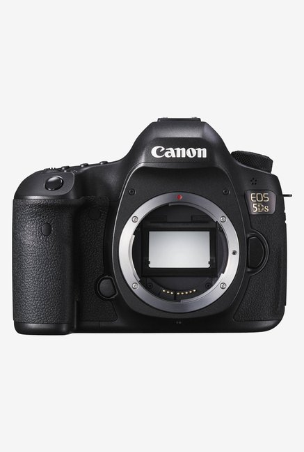 Canon EOS 5DS DSLR Camera Black  Body Only