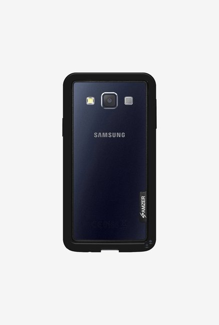Amzer Border Case Black for Samsung A3
