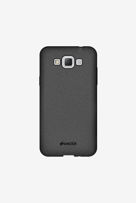 Amzer Pudding TPU Case Black for Samsung Grand Max