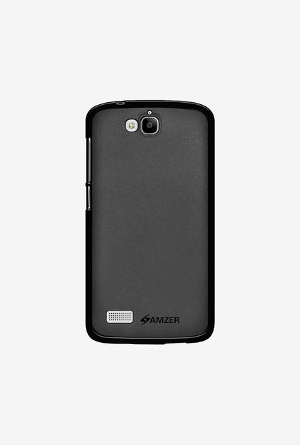 Amzer Pudding TPU Case Black for Huawei Honor Holly