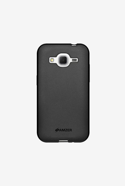 Amzer Pudding TPU Case Black for Samsung Core Prime 4G