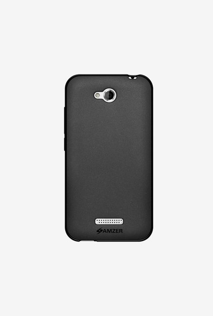 Amzer Pudding TPU Case Black for HTC Desire 616