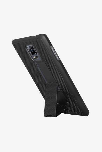 Amzer Snap OnCase with Kickstand Black for Samsung Note Edge
