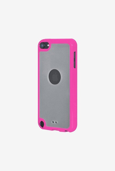 Amzer SlimGrip Hybrid Case Cloudy & Pink for iPod Touch