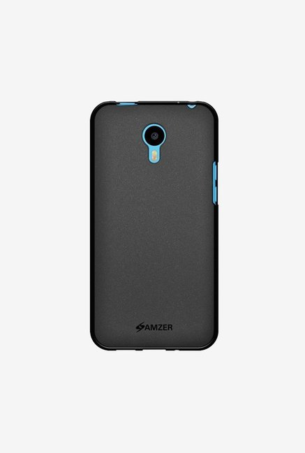 Amzer Pudding TPU Case Black for Meizu m1 note