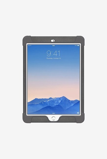 Amzer Silicone Skin Jelly Case Grey for iPad Air 2