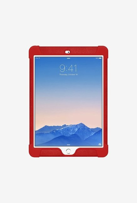Amzer Silicone Skin Jelly Case Red for iPad Air 2