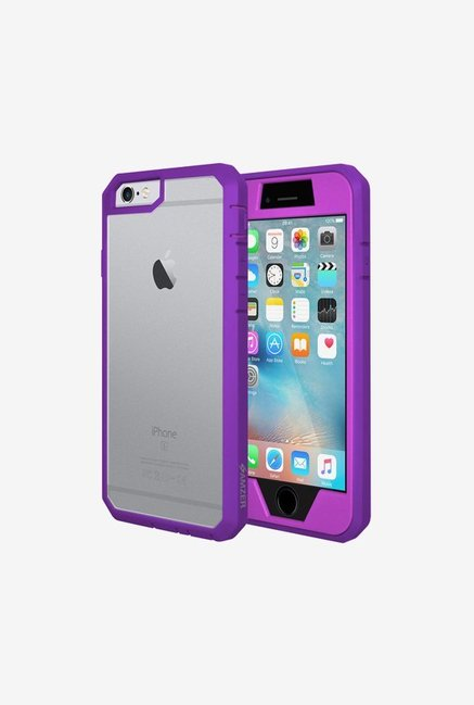 Amzer Full Body Hybrid Case Purple for iPhone 6