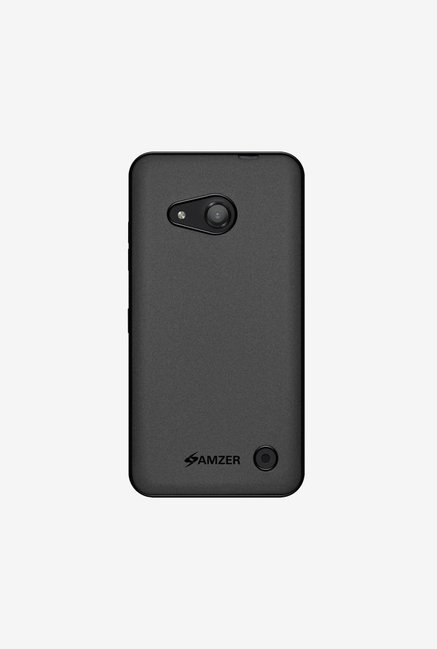 Amzer Pudding TPU Case Black for Lumia 550