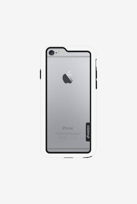 Amzer Border Case White for iPhone 6+