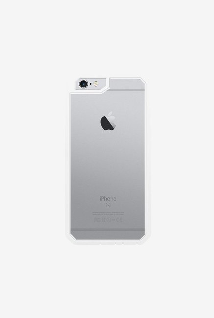Amzer Full Body Hybrid Case White for iPhone 6+