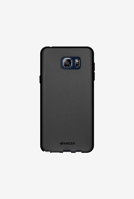 Amzer Pudding TPU Case Black for Samsung Note 5
