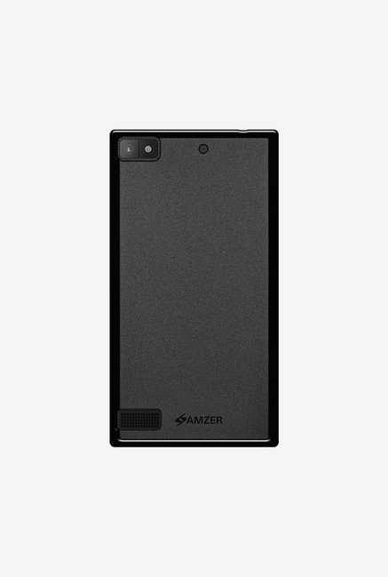 Amzer Pudding TPU Case Black for BlackBerry Z3