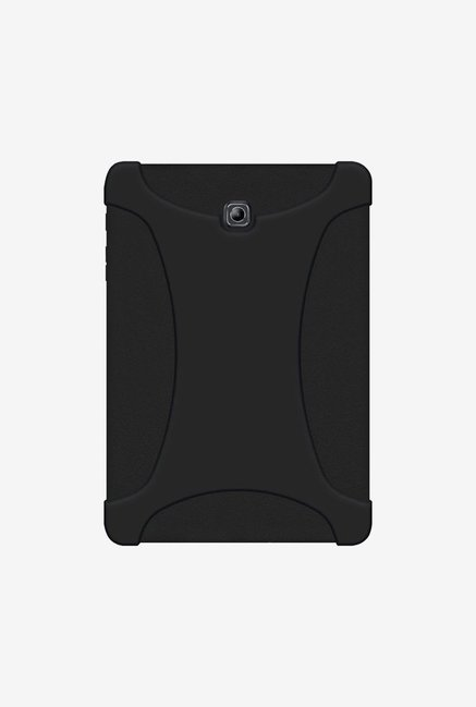 Amzer Silicone Skin Jelly Case Black for Samsung Tab S2
