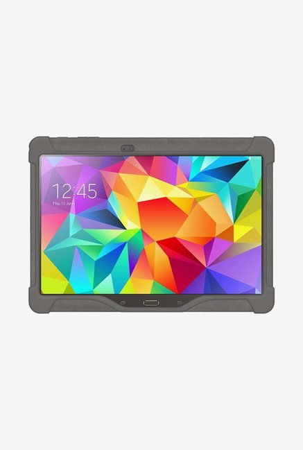 Amzer Silicone Skin Jelly Case Grey for Samsung Tab S