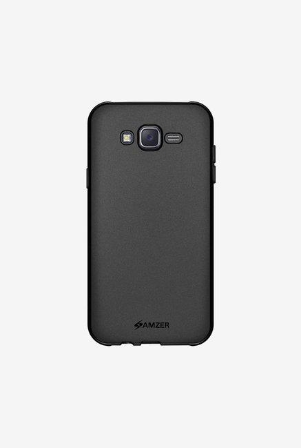 Amzer Pudding TPU Case Black for Samsung J5
