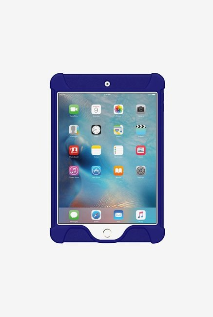 Amzer Silicone Skin Jelly Case Blue for iPad mini 4
