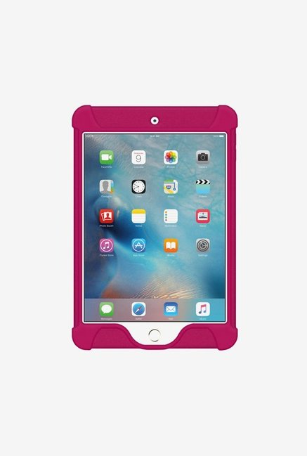 Amzer Silicone Skin Jelly Case Hot Pink for iPad mini 4