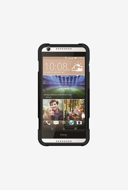 Amzer Dual Layer Hybrid Case Black for HTC Desire 626