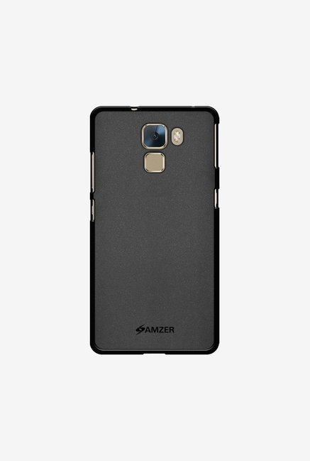 Amzer Pudding TPU Case Black for Huawei Honor 7