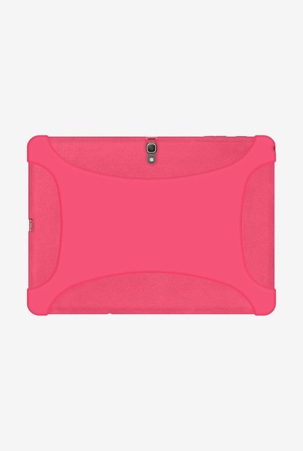 Amzer Silicone Skin Jelly Case Baby Pink for Samsung Tab S