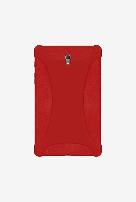 Amzer Silicone Skin Jelly Case Red for Samsung Tab S
