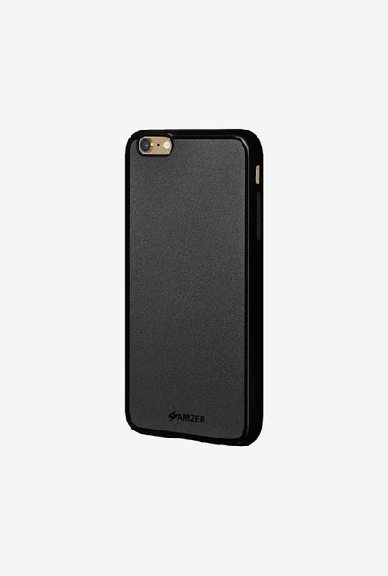 Amzer Pudding TPU Case Black for iPhone 6