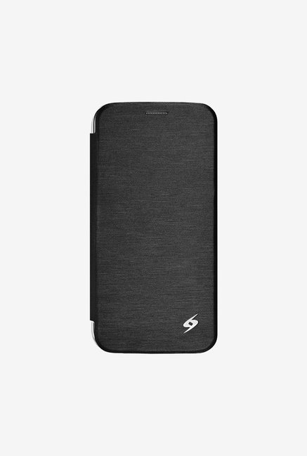 Amzer Flip Case Black for Samsung S5 mini