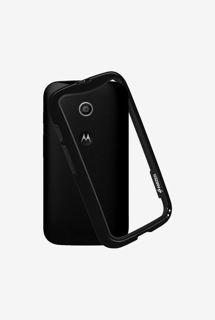 Amzer Border Case Black for Moto E