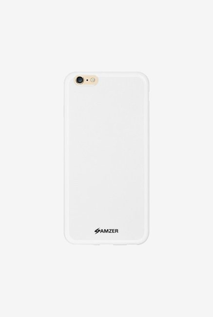 Amzer Pudding TPU Case White for iPhone 6+