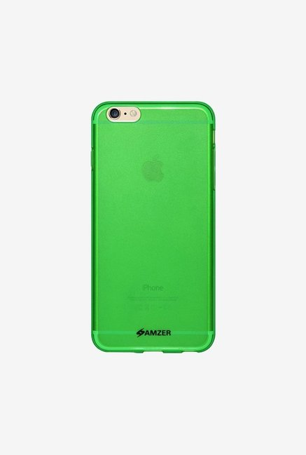 Amzer Pudding TPU Case Green for iPhone 6+