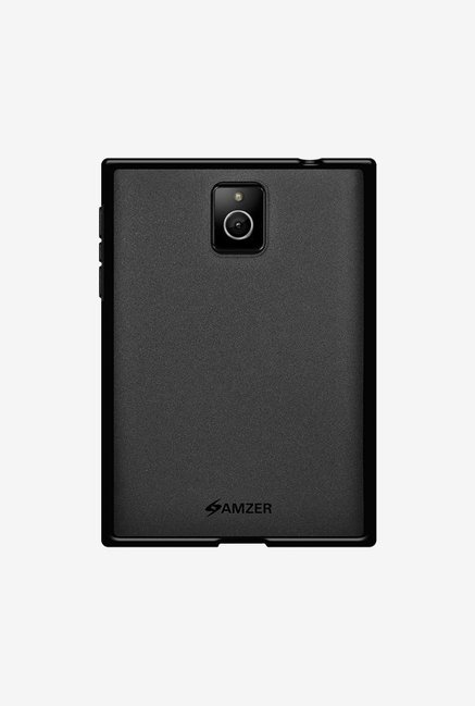Amzer Pudding TPU Case Black for BlackBerry Passport