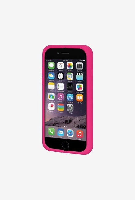 Amzer Silicone Skin Jelly Case Hot Pink for iPhone 6