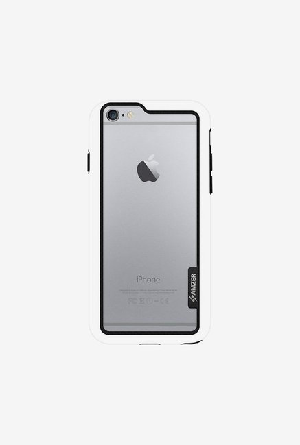 Amzer Border Case White for iPhone 6