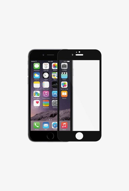 Amzer Kristal Edge2Edge Screen Protector Black for iPhone 6+