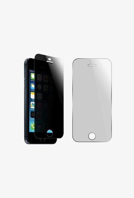 Amzer Kristal Privacy Tempered Glass for iPhone 5