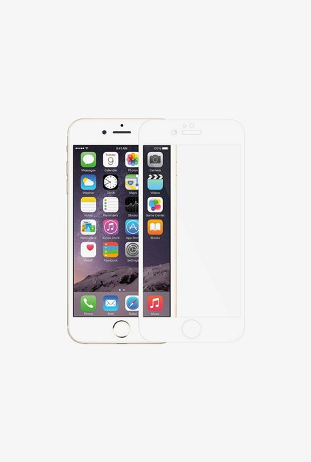 Amzer Kristal Tempered Glass White for iPhone 6