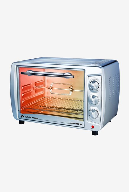 Bajaj 3500 TMCSS 35 Litre Oven Toaster Grill