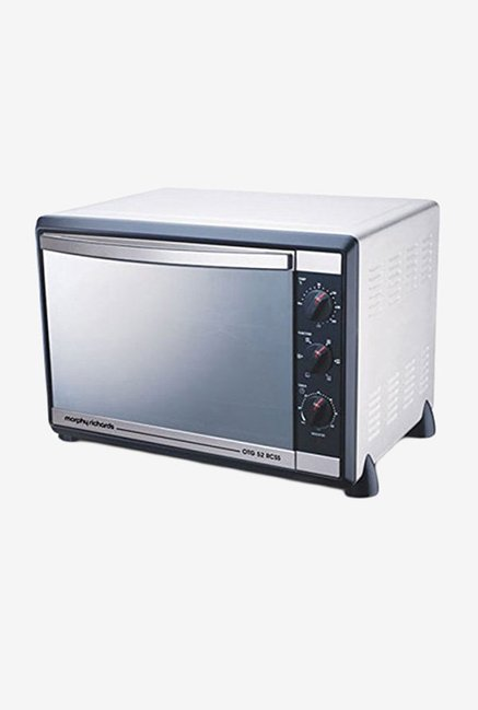 Morphy Richards 52RCSS 52L Oven Toaster Grill (Black)