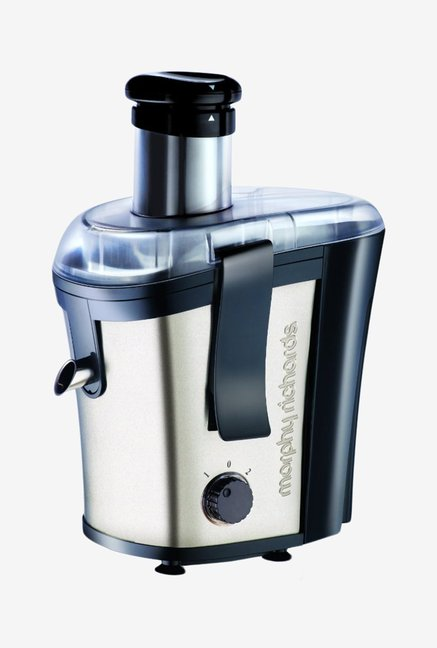 Morphy Richards Juice Xpress 700 W Centrifugal Juicer Silver