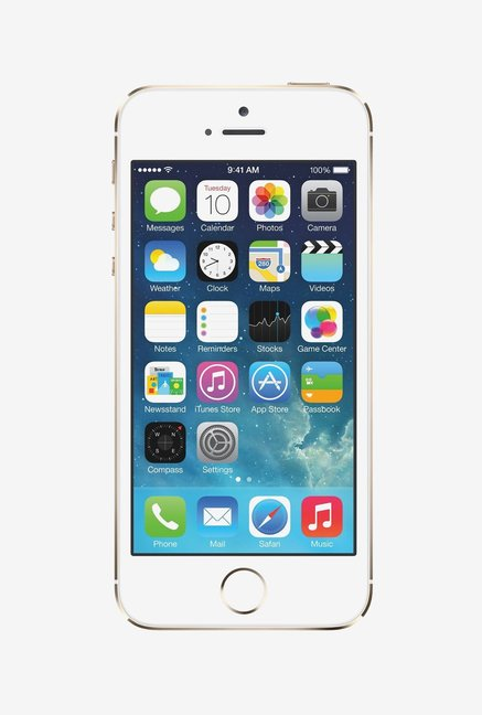 Apple iPhone 5 (Black, 16 GB)